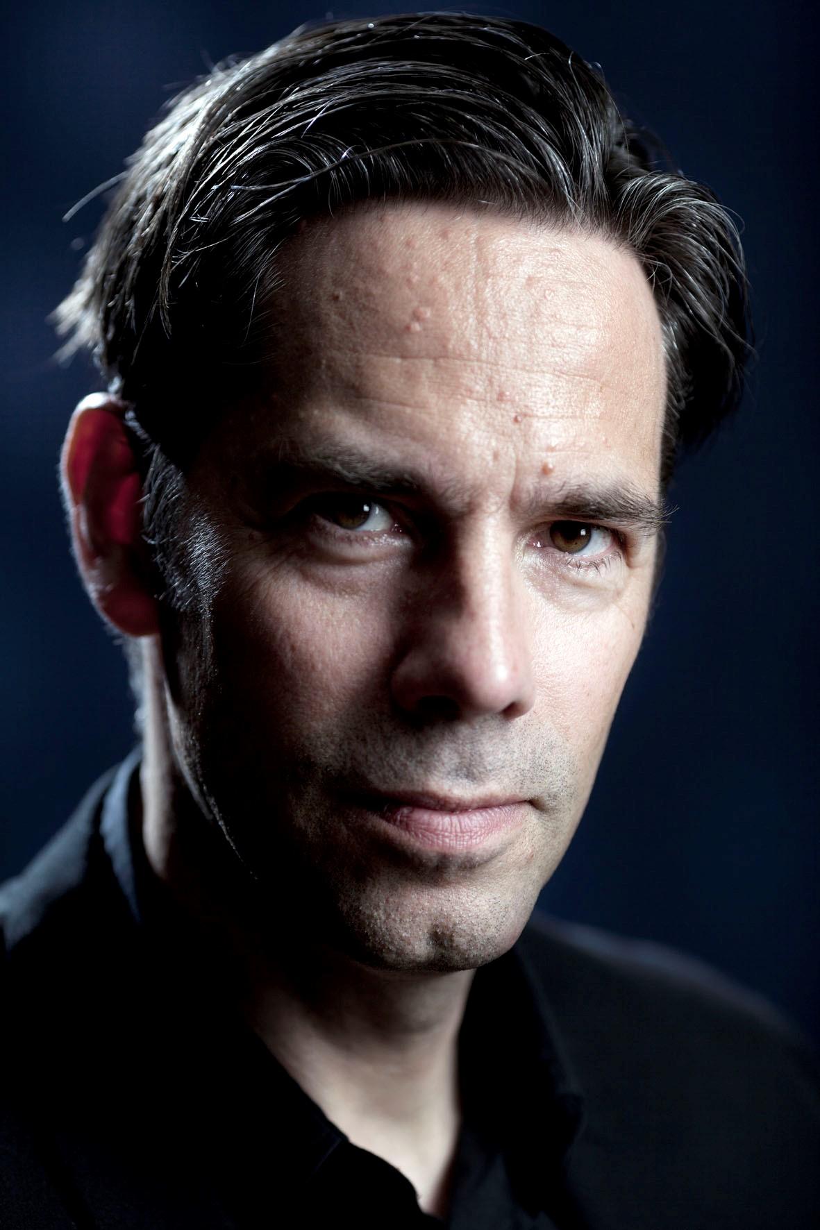 El arquitecto Jacob van Rijs, director de MVRDV. Fotografía: Hilbert Krane, cortesía FILBO.