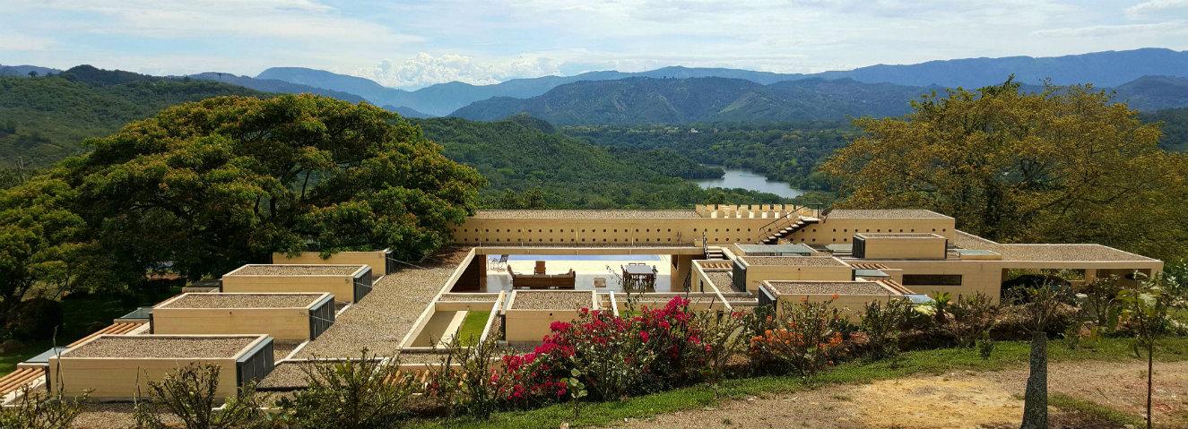 Casa Los Salmanes. Fotografía: cortesía CEMEX Colombia.
