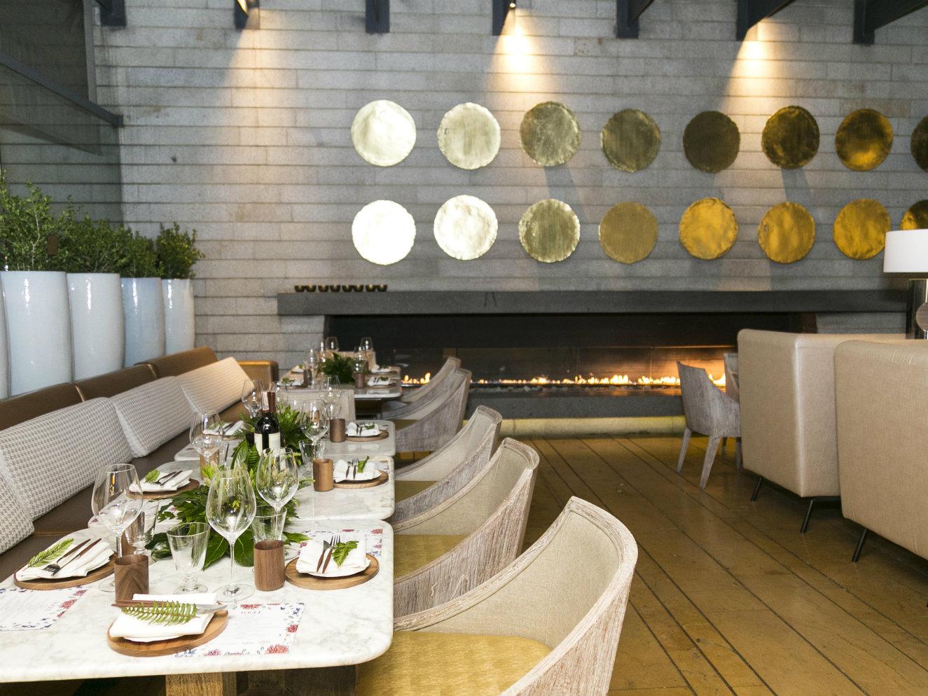 El restaurante FROM, del chef Ramón Freixa. Fotografía: cortesía, B.O.G. Hotel.