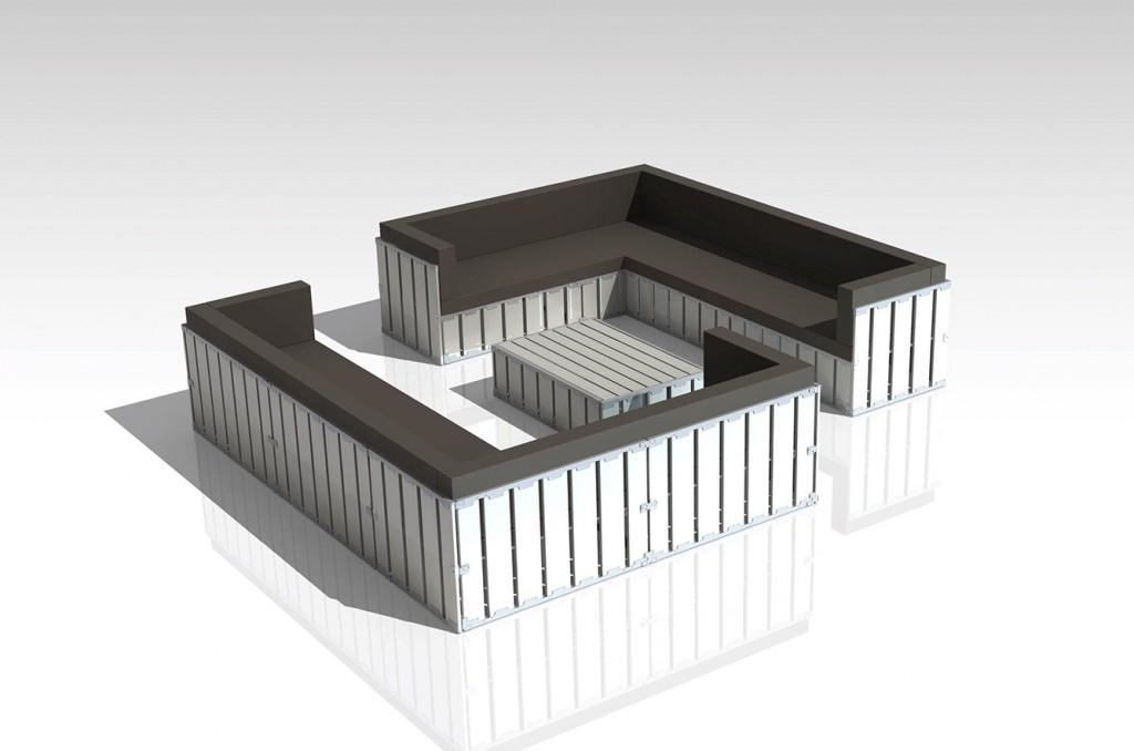 Diseño modular YEMSO 3 INTERIO