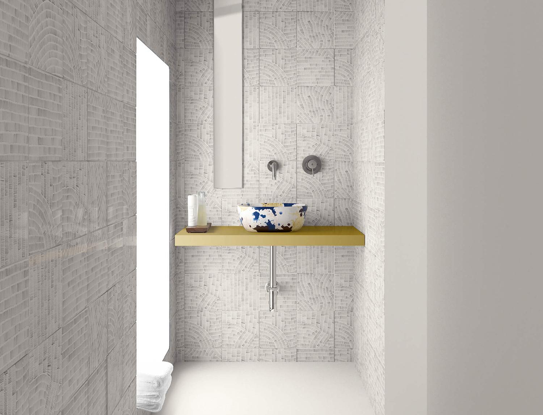 Ba o de arte arquitectura dise o decoraci n y tendencias - Arte en bano ...