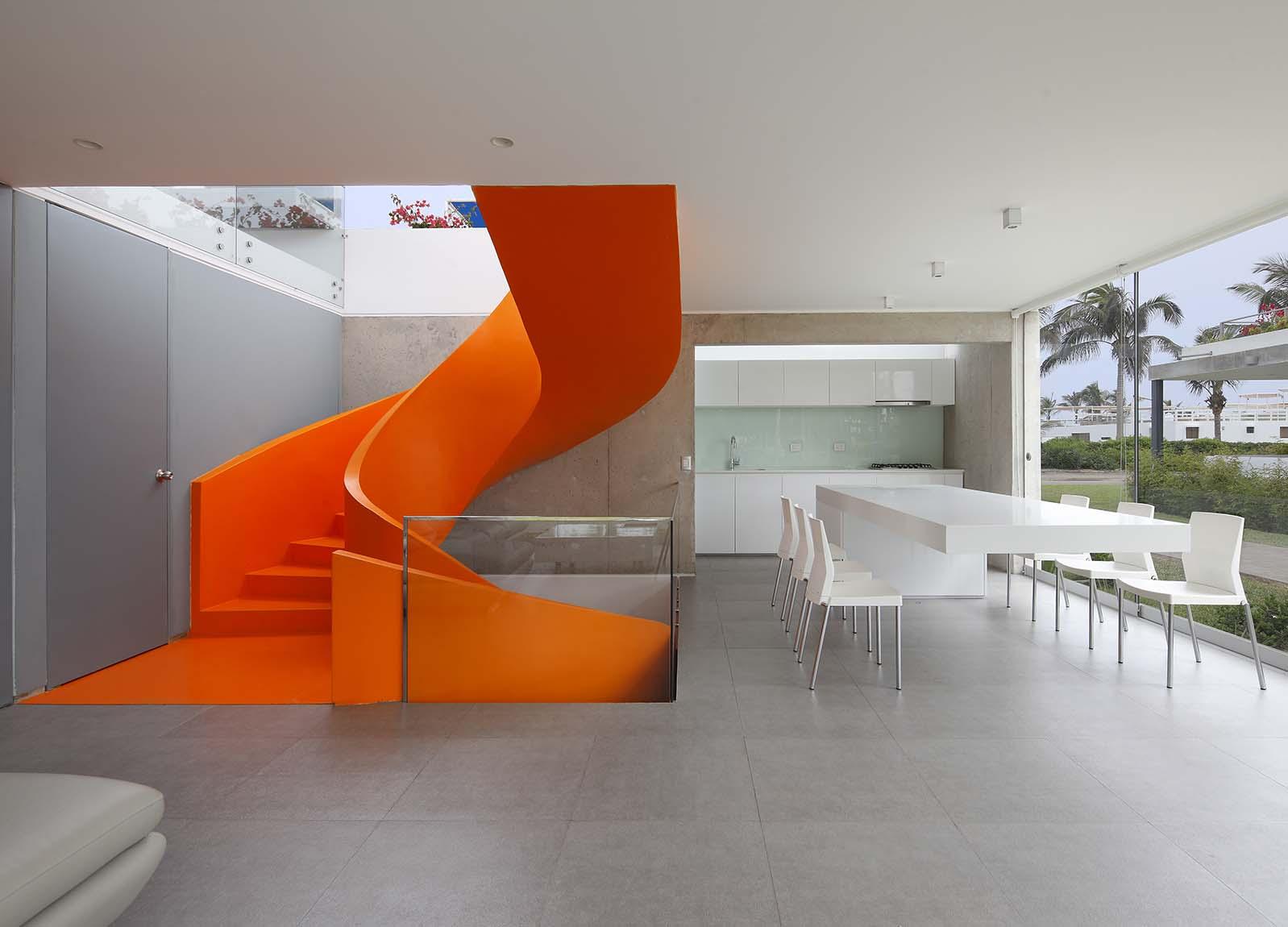 Casa Blanca en la playa - Arquitectura, Diseño, Decoración y Tendencias