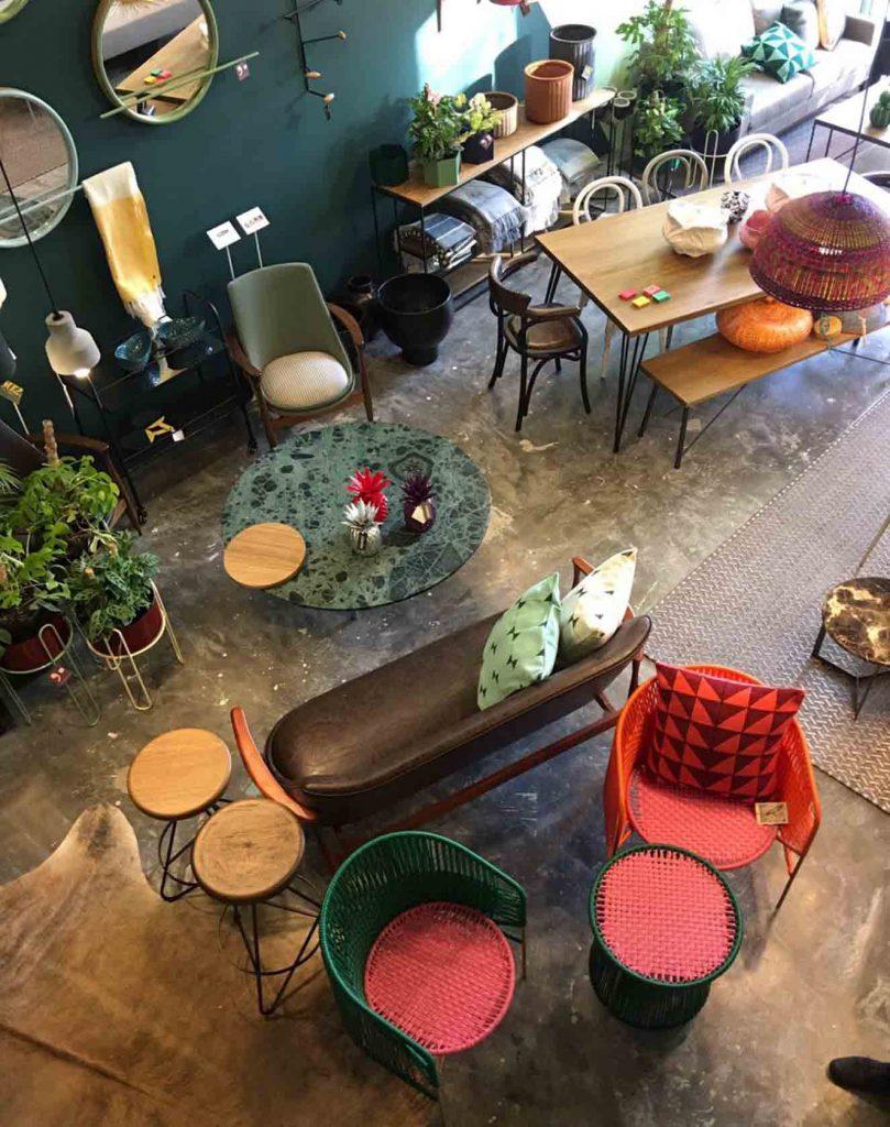 La Pop Up Store 902 es un espacio itinerante que permite exhibir nuevas propuestas dl diseño.