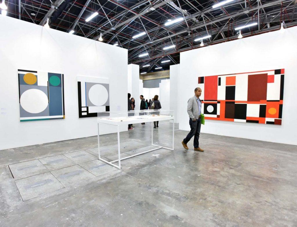 Más de 350 artistas y 75 galerías participan en ARTBO 2017. Fotografía: cortesía.