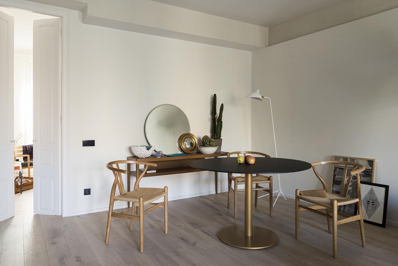 <Mesa de comedor de Pedrali>