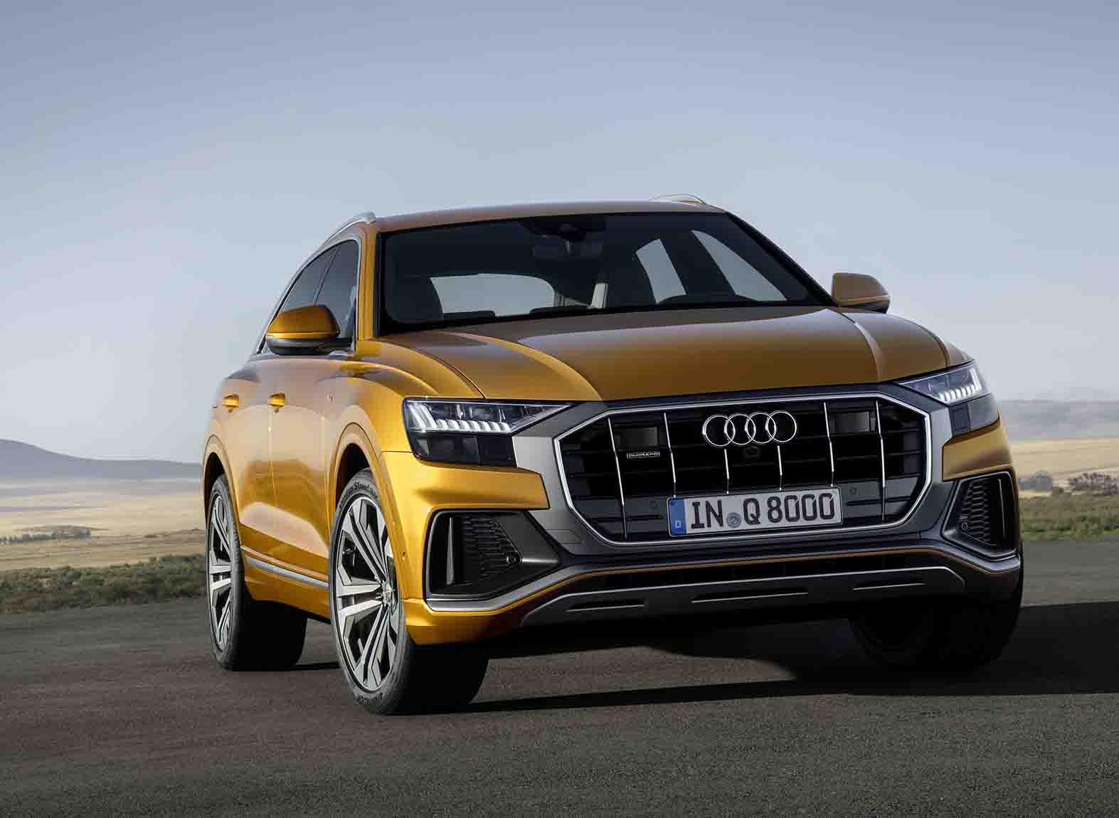 Con el sistema háptico se controlan una serie de características que muy seguramente una vez las conozca, no querrá abandonarlas nunca. Es así que subirse a bordo del nuevo Audi Q8 se convierte en toda una experiencia sensorial.