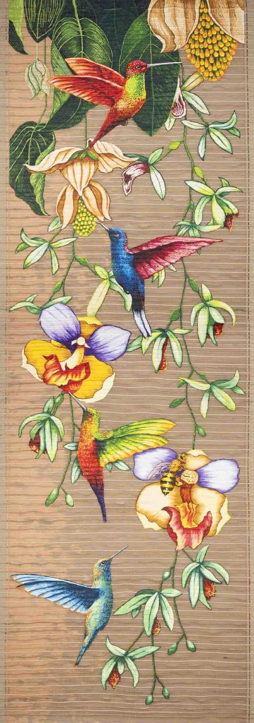 Pájaros de América. Artistas: Gabriel Ortega – Liliana